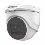 5 Мп Turbo HD видеокамера Hikvision с встроенным микрофоном DS-2CE76H0T-ITPFS (3.6 mm)