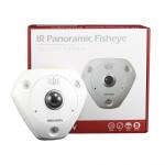 6 Мп Fisheye IP камера серии DeepinView DS-2CD6365G0-IVS