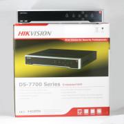 16-канальный 4K сетевой видеорегистратор Hikvision DS-7716NI-I4/16P