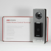 Терминал контроля доступа DS-K1T500S