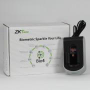 Биометрический USB считыватель по отпечатку и рисунку вен пальца ZKTeco FPV10R
