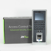 Cистема контроля доступа по отпечатку пальца ZKTeco F21/ID