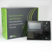 Комбинированный терминал сканирования вен ладони, лица, отпечатка пальца ZKTeco PFace202