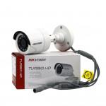 2 Мп Turbo HD видеокамера с встроенным Балуном DS-2CE16D0T-I2FB (2.8 mm)