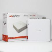 4-канальный Turbo HD видеорегистратор DS-7104HQHI-F1/N