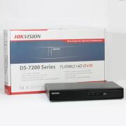 4-канальный Turbo HD видеорегистратор DS-7204HQHI-F1/N  (4 аудио)