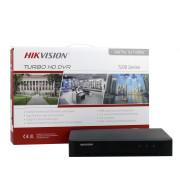 4-канальный Turbo HD видеорегистратор DS-7204HQHI-K1/B