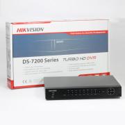 4-канальный Turbo HD видеорегистратор DS-7204HUHI-F1/S