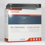 16-канальный Turbo HD видеорегистратор DS-7216HUHI-F2/N