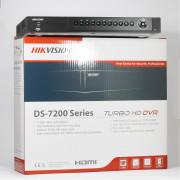 16-канальный Turbo HD видеорегистратор DS-7216HUHI-F2/S