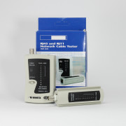 Кабельный тестер RJ45+RJ11+BNC