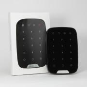 Беспроводная сенсорная клавиатура Ajax Keypad black EU